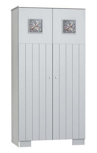 Faktum Kamilla Polar 2 osztású szekrény #15023604
