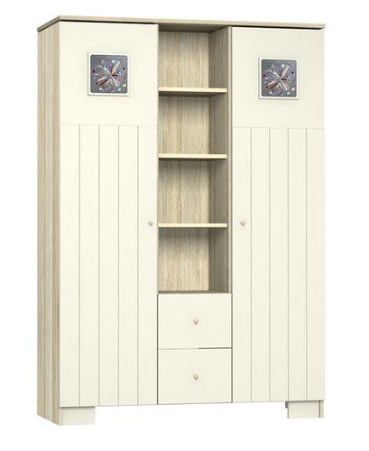 Faktum Kamilla Toscana 3 osztású szekrény #15013504
