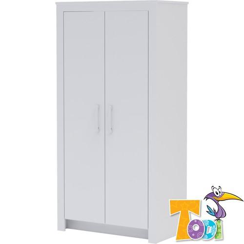 Todi White Bunny Nagyszekrény