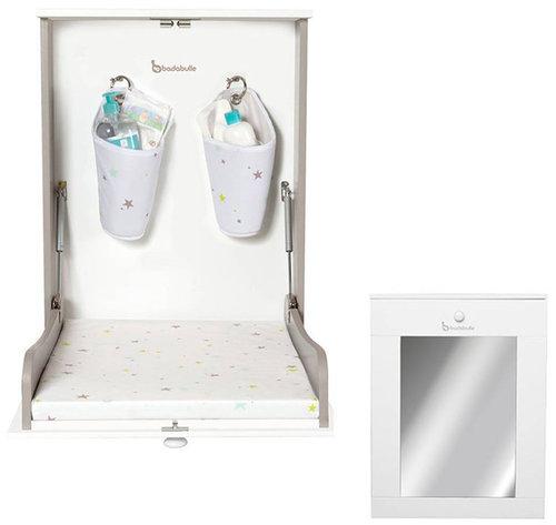 Badabulle pelenkázó szekrény #B035200