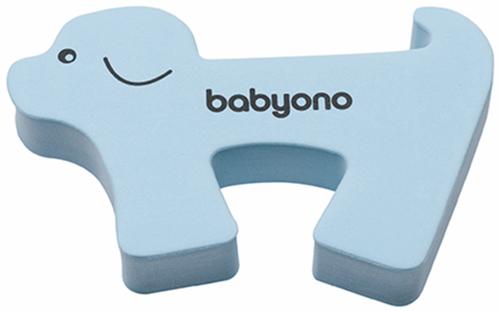 Babyono Ajtóbecsapódás gátló #1db #kék-kutya #958-403655