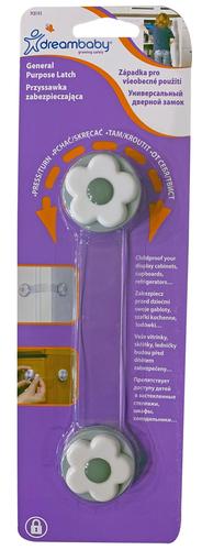 Dreambaby Biztonsági szekrényzár #virágos #145-991456