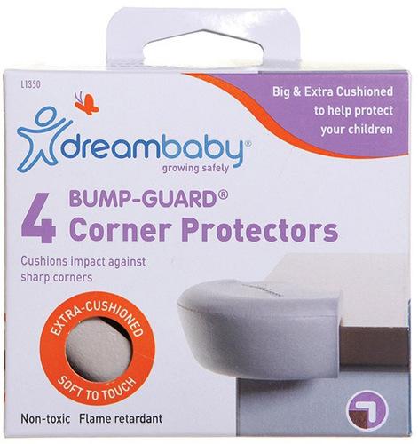 Dreambaby Sarokvédő hab szürke XL #4db #1350