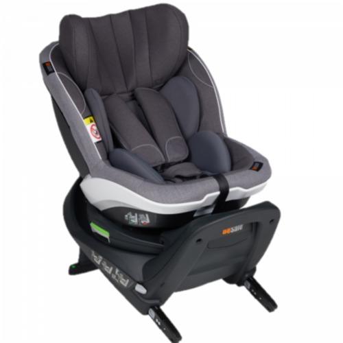 BeSafe iZi Twist i-Size biztonsági ülés Metallic Mélange