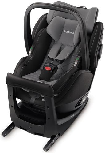 Recaro Zero.1 Elite i-Size gyerekülés #Carbon Black #6301.21502.66