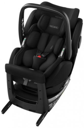 Recaro Zero.1 Elite i-Size gyerekülés #Performance Black #6301.21534.66