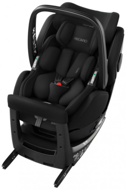 recaro zero 1 elite i size gyerek l s performance black. Black Bedroom Furniture Sets. Home Design Ideas