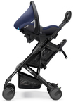 Recaro Zero.1 Elite i-Size gyerekülés #Xenon Blue #6301.21504.66