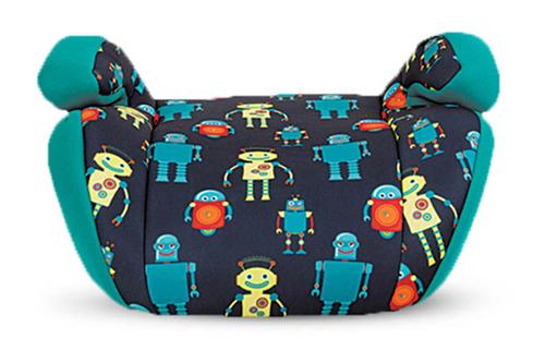 Kikkaboo ülésmagasító 15-36 kg #Jazzy Robots blue