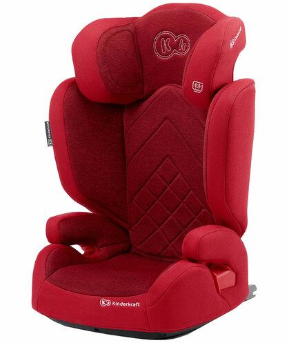 Kinderkraft XPAND autósülés 15-36 kg #red