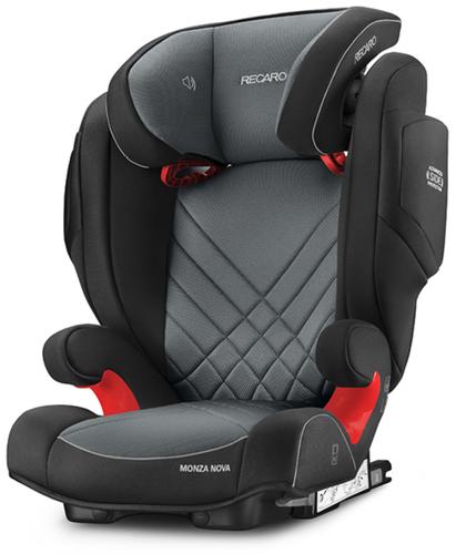 Recaro Monza Nova 2 Seatfix gyerekülés #Carbon Black #6151.21502.66