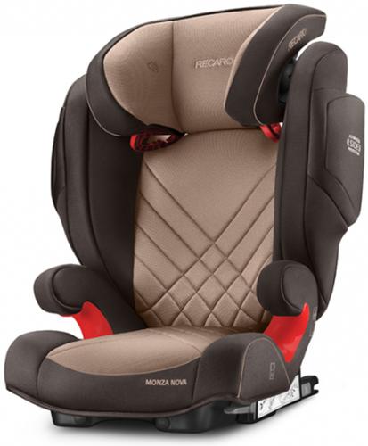Recaro Monza Nova 2 Seatfix gyerekülés #Dakar Sand #6151.21506.66
