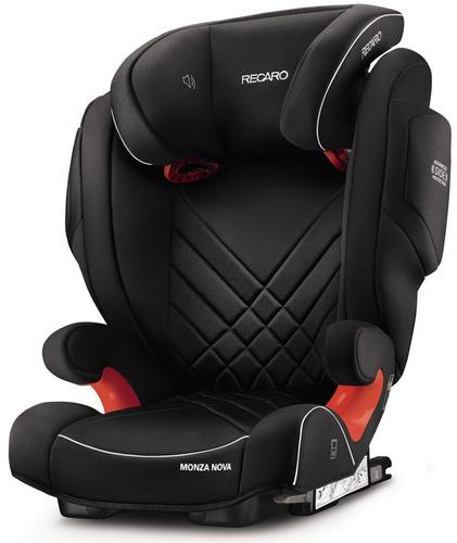 Recaro Monza Nova 2 Seatfix gyerekülés #Performance Black #6151.21534.66