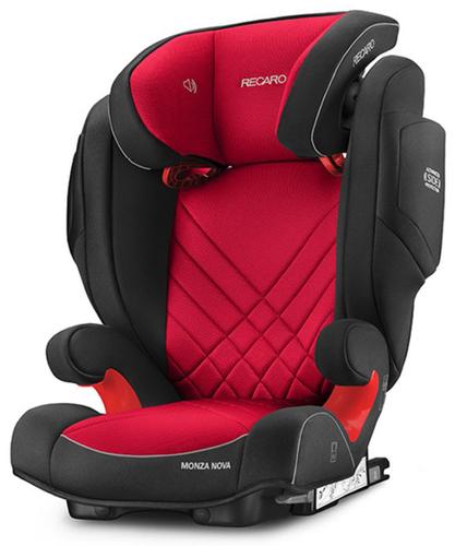 Recaro Monza Nova 2 Seatfix gyerekülés #Racing Red #6151.21509.66