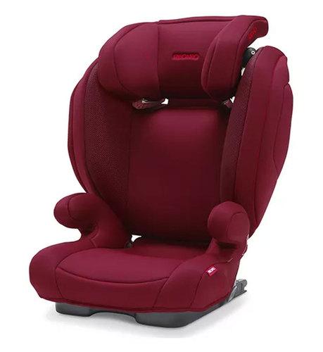 Recaro Monza Nova 2 Seatfix gyerekülés #Select Garnet Red #00088010430050