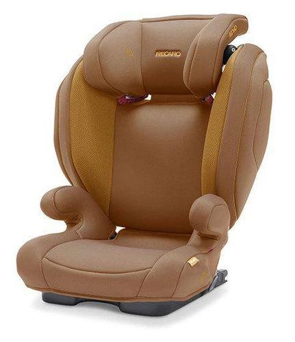 Recaro Monza Nova 2 Seatfix gyerekülés #Select Sweet Curry #00088010440050