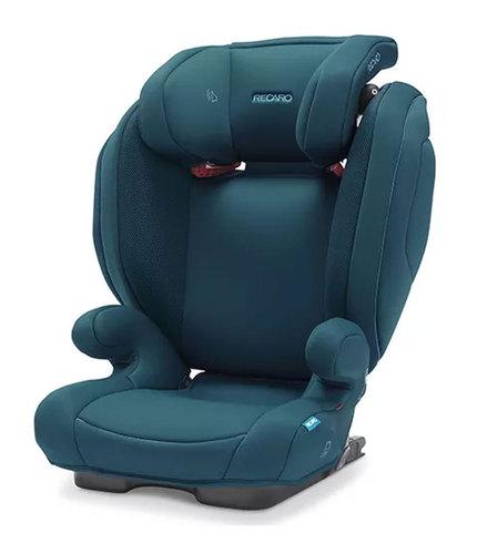 Recaro Monza Nova 2 Seatfix gyerekülés #Select Teal Green #00088010410050