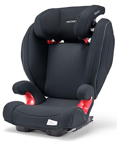 Recaro Monza Nova 2 Seatfix Prime gyerekülés #Mat Black #00088010300050