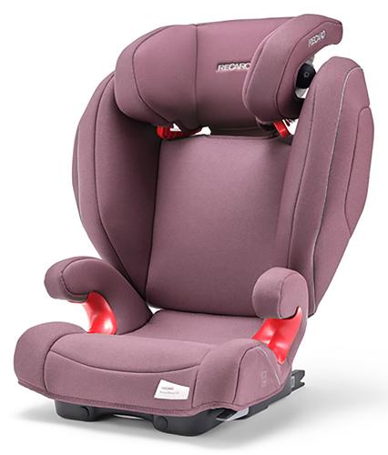 Recaro Monza Nova 2 Seatfix Prime gyerekülés #Pale Rose #00088010330050