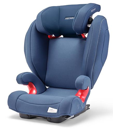 Recaro Monza Nova 2 Seatfix Prime gyerekülés #Sky Blue #00088010320050