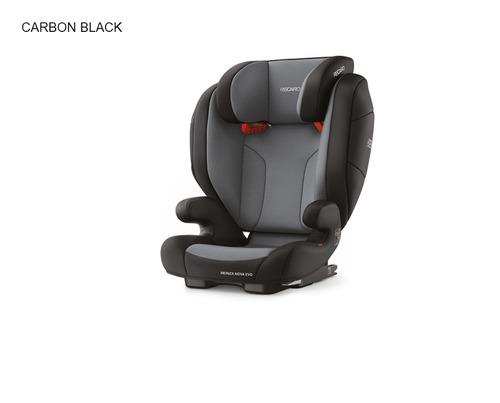 Recaro Monza Nova Evo Seatfix autósülés #Carbon Black #6159.21502.66