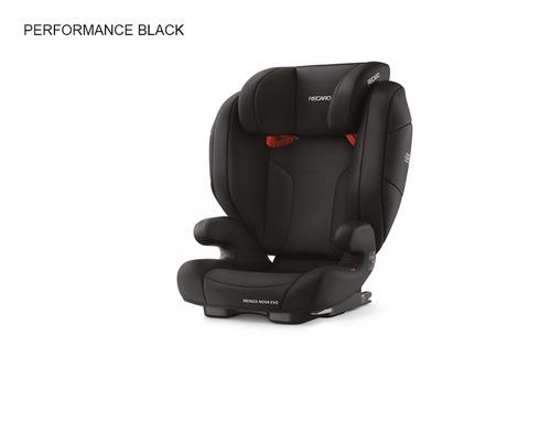 Recaro Monza Nova Evo Seatfix autósülés #Performance Black #6159.21534.66