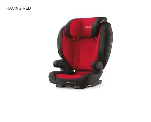 Recaro Monza Nova Evo Seatfix autósülés #Racing Red #6159.21509.66