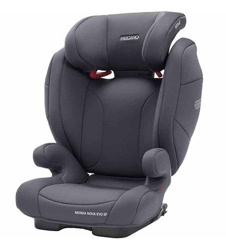 Recaro Monza Nova Evo Seatfix autósülés #Simply Grey #00088012260050