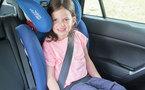 Römer Kid II autósülés #15-36 kg #Cosmos Black