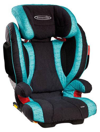 STM Solar Seatfix biztonsági gyermekülés #lagoon