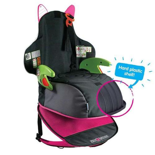 Trunki BoostApak ülésmagasító-hátizsák egyben #pink