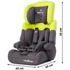 Baby Tiger MALI autósülés 9-36 kg #lime