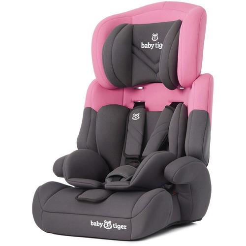 Baby Tiger MALI autósülés 9-36 kg #pink