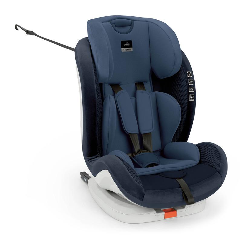 Cam Calibro ISOFIX biztonsági autósülés  152 - Gyerekülés 9-36 kg-ig ... ddb56b0fe9