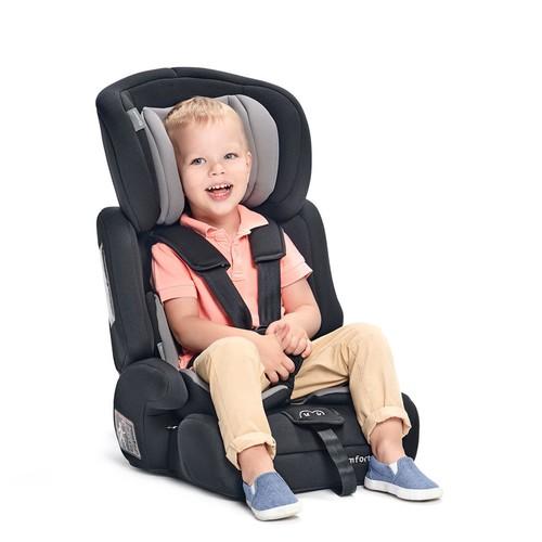 Kinderkraft Comfort Up autósülés 9-36 kg #black