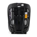 Kinderkraft SAFETY-FIX ISOFIX autósülés 9-36 kg #black-grey