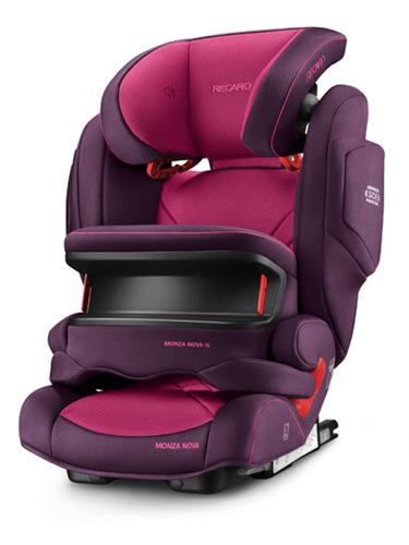 Recaro Monza Nova IS Seatfix autósülés Power Berry #6148.21508.66