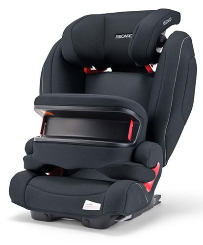 Recaro Monza Nova IS Seatfix autósülés Prime #Mat Black #00088008300050