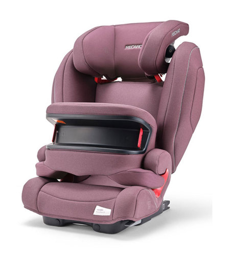 Recaro Monza Nova IS Seatfix autósülés Prime #Pale Rose #00088008330050