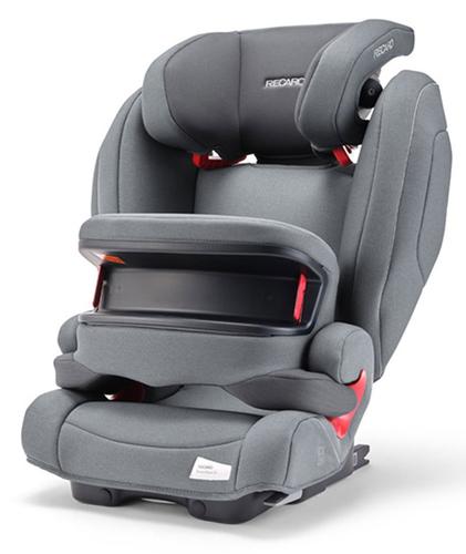 Recaro Monza Nova IS Seatfix autósülés Prime #Silent Grey #00088008310050