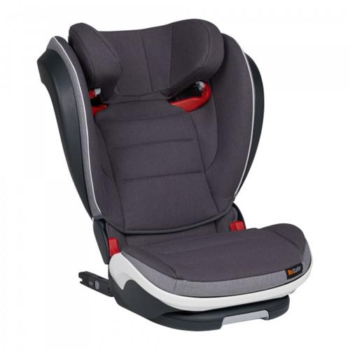 BeSafe iZi Flex S FIX biztonsági ülés 02 Metallic Mélange