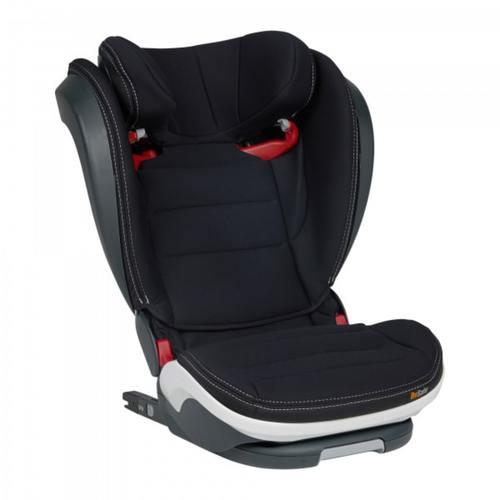 BeSafe iZi Flex S FIX biztonsági ülés 50 Premium Car Interior Black