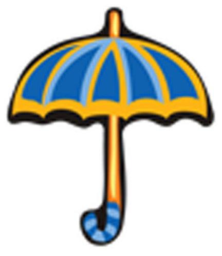 Óvodai jelkészlet 16 darabos #Esernyő