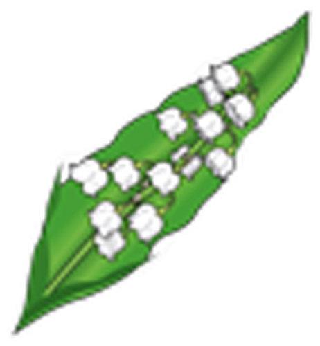 Óvodai jelkészlet 16 darabos #Gyöngyvirág