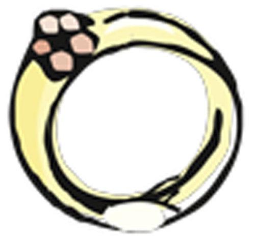 Óvodai jelkészlet 16 darabos #Gyűrű