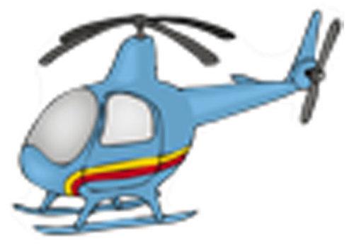 Óvodai jelkészlet 16 darabos #Helikopter