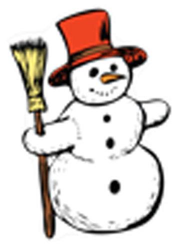 Óvodai jelkészlet 16 darabos #Hóember