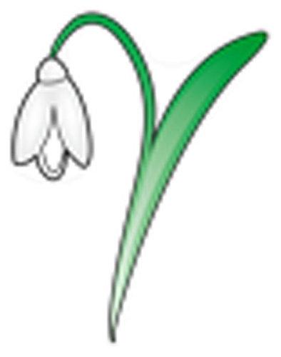 Óvodai jelkészlet 16 darabos #Hóvirág