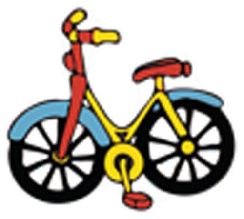 Óvodai jelkészlet 16 darabos #Bicikli
