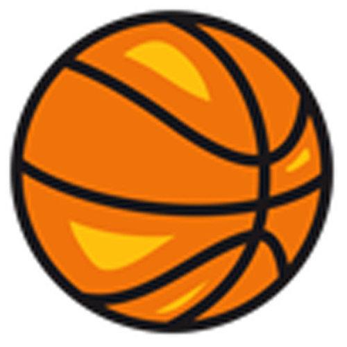 Óvodai jelkészlet 16 darabos #Kosárlabda
